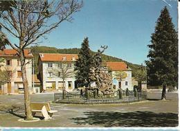 ISSARLES La Place - Monument Aux Morts Ed. Rocher 15.956, Cpm - France