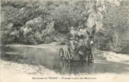 03 , Environs De Vichy , Les Malavaux , Le Gue  , CF2 * 361 87 - Vichy