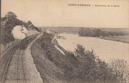 77 /   Saint  Fargeau    ///  Avril 20 //   BO. 77 - Saint Fargeau Ponthierry