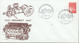 Peugeot - Un Siècle De Moteurs Peugeot - 1897/1997 - Automobili