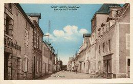 PORT LOUIS  **** UNE RUE  **** CHARCUTERIE *** - Port Louis