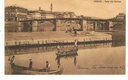 CPA Italie Firenze (Florence) Ponte Alla Carraja De 1910 - Firenze (Florence)