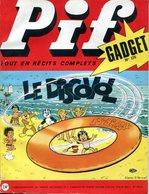 Pif Gadget N°176 - Rahan- Loup-Noir - Pif Gadget