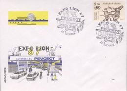 Peugeot - Exposition Lion Peugeot à Sochaux - Automobili