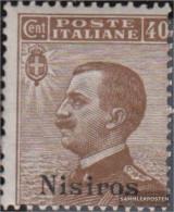 Ägäische Islands 8VII Unmounted Mint / Never Hinged 1912 Print Edition Nisiros - Aegean (Nisiro)