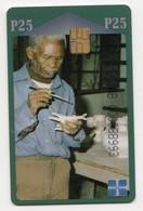 BOTSWANA REF MV CARDS BOT-08 P25 CERAMICS  Gros N° - Botswana