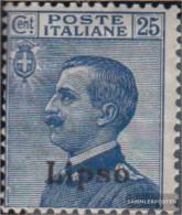 Ägäische Islands 7VI Unmounted Mint / Never Hinged 1912 Print Edition Lipso - Aegean (Lipso)