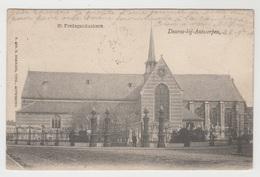 Deurne  Antwerpen   St. Fredeganduskerk   Edit Hermans N° 410 - Antwerpen