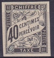 Émissions Générales Timbre Taxe       N°10** - Portomarken