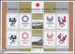 Japan New Issue 12-03-2019 Mint Never Hinged (Vel)  Yvert 9252-9261 - 1989-... Emperor Akihito (Heisei Era)