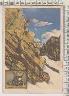 ALPINI MILITARI REGGIMENTI ALPINISMO 1942 VISTO CENSURA - Patriotic