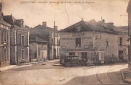 LENCLOITRE - Rue De Mirebeau - Route De Poitiers - Lencloitre