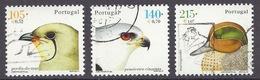 Portugal - 2000 Fauna, Native Birds, Used - Gebruikt