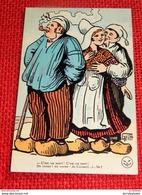 FANTAISIES - HUMOUR - Illustrateur GRIFF -  C'est Une Mari ! C'est Un Mari ! De Corne ! De Corne ! De Cornevi...î...lle - Griff