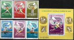 1980 - SUMMER OLYMPIC GAMES MOSCOW - Ungebraucht