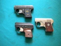3 Pistolet D'alarme - Sammlerwaffen