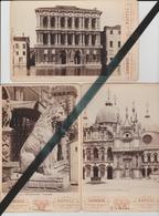 Venise Cartons - Photographs