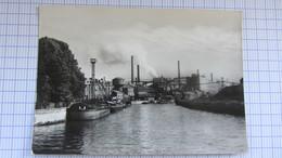 Pont , Peniche, Canal, Ecluse, MARCHIENNE . - Belgique