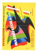 Affichette 386 X 266 Mm  Révolution MAZDAFLUOR De Luxe  En Vente Ici  Illustrateur à Identifier 1955-58 SA Courbet Paris - Affiches