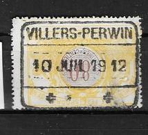 39 Villers-Perwin +  + - Bahnwesen