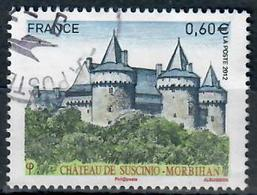 Yt 4662-1 Chateau De Suscinio-morbihan-cachet Rond - Used Stamps
