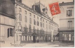 CPA Bergerac - L'Hôtel De Ville - Bergerac