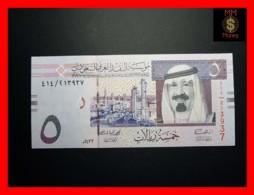 SAUDI ARABIA 5 Riyals 2012 P. 32   UNC - Arabie Saoudite