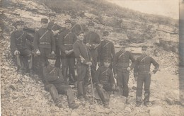 Remiremont - Carte Photo - Soldats - Militaria - Remiremont