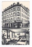 67 Strasbourg Hôtel De Bruxelles Restaurant Rue Kuhn VOIR ZOOM Le Chef à La Fenêtre Tout En Haut VOIR DOS - Strasbourg