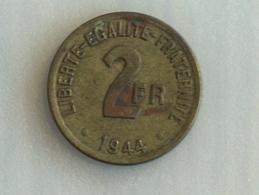 France 2 Francs FRANCE 1944 - I. 2 Francs