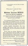 AIX - SUR - CLOIE ..-- Mme Suzanne MEISCH , Veuve De Mr Jean - P.  BOSSELER , Née En 1852 à UDANGE , Décédée En 1941  . - Aubange