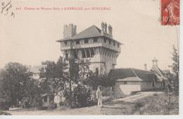 CPA Garrigue - Château De Mounet-Sully Près Bergerac (avec Mounet-Sully Dans Son Jardin) - Sonstige Gemeinden