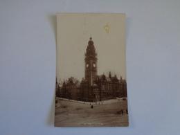 Sheffield. - Town Hall. (3 - 12 - 1913) - Sheffield