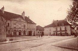 21 NUITS ST GEORGES HOTEL DE VILLE HOTEL DE LA CROIX BLANCHE Plan Rare - Nuits Saint Georges