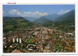 Albertville ( Savoie )  - Vue A�rienne - Albertville
