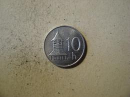 MONNAIE SLOVAQUIE 10 HALIEROV 1996 - Slowakei