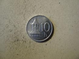 MONNAIE SLOVAQUIE 10 HALIEROV 2000 - Slowakei