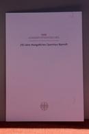 "Ministerkarte Zum Ausgabeanlaß: ""Opernhaus Bayreuth""; 16.4.1998; MiNr. 1983 - Zonder Classificatie"