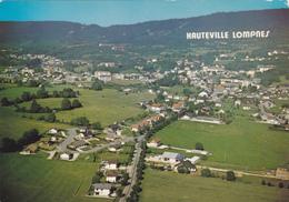 01,AIN,HAUTEVILLE LOMPNES,VUE AERIENNE - Hauteville-Lompnes