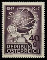 ÖSTERREICH 1947 Nr 837II Postfrisch X70C8CE - 1945-60 Nuevos & Fijasellos