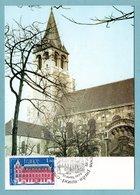 Carte Maximum 1979 - Abbaye De Saint Germain Des Prés - YT 2045 - Paris - Cartes-Maximum