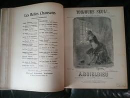 Chansons Du Vieux Temps - Livre De 42 Partitions - Musique - Années 1900 - - Téléphonie