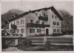 Krün - Gasthof Zur Schöttlkerspitze - 1939 - Garmisch-Partenkirchen