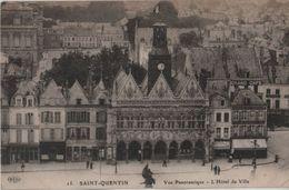 Frankreich - Saint-Quentin - Hotel De Ville - 1914 - Saint Quentin