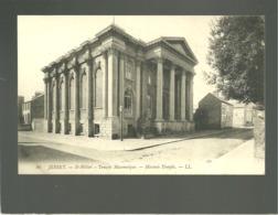 Jersey St Hélier Temple Maçonnique Masonic Temple édit. LL N° 86 - Jersey