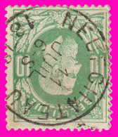 "COB N° 30 - Belle Oblitération - ""NEUFCHATEAU"" - 1883 Leopold II"