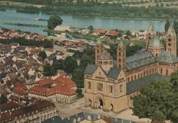 Speyer - Dom (Luftaufnahme) - Ca. 1970 - Speyer