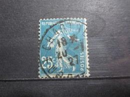 """VEND BEAU TIMBRE DE FRANCE N° 140 , OBLITERATION """" CHARTRES """" !!! - 1906-38 Semeuse Camée"""