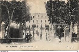 89 . Yonne :  Auxerre :   La Caserne Vauban . - Auxerre