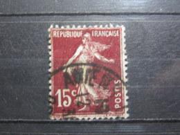 """VEND BEAU TIMBRE DE FRANCE N° 189 , OBLITERATION """" AMIENS """" !!! - 1906-38 Semeuse Camée"""
